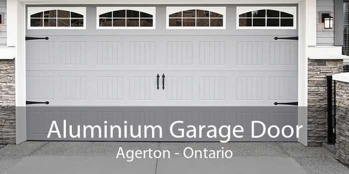 Aluminium Garage Door Agerton - Ontario