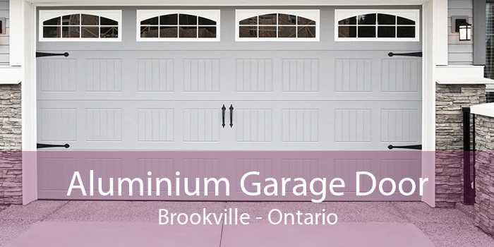 Aluminium Garage Door Brookville - Ontario