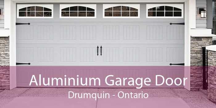 Aluminium Garage Door Drumquin - Ontario