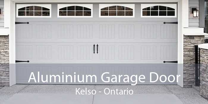 Aluminium Garage Door Kelso - Ontario