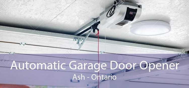 Automatic Garage Door Opener Ash - Ontario