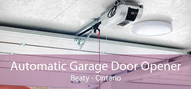 Automatic Garage Door Opener Beaty - Ontario