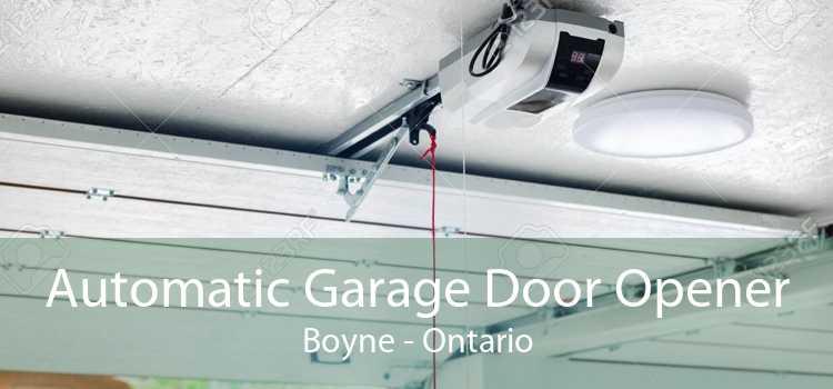 Automatic Garage Door Opener Boyne - Ontario
