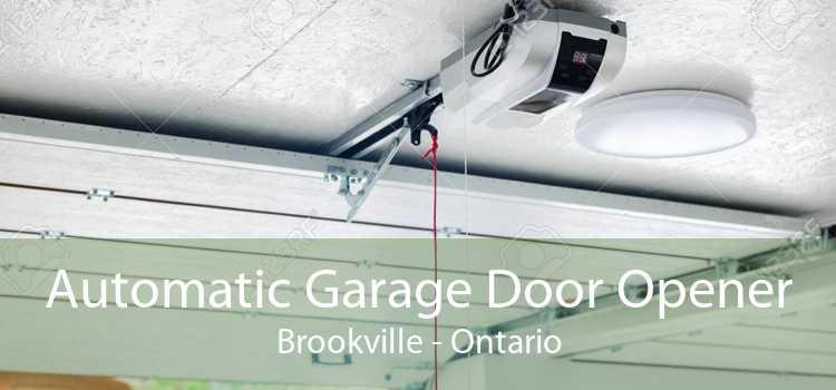 Automatic Garage Door Opener Brookville - Ontario