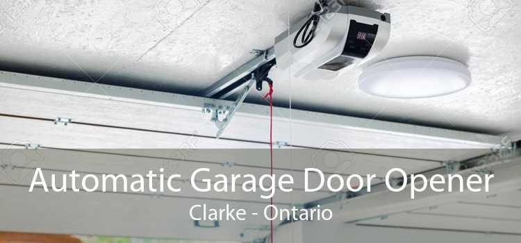 Automatic Garage Door Opener Clarke - Ontario