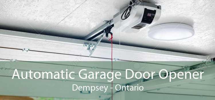 Automatic Garage Door Opener Dempsey - Ontario