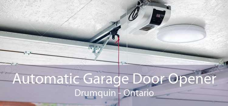 Automatic Garage Door Opener Drumquin - Ontario