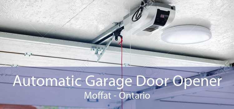 Automatic Garage Door Opener Moffat - Ontario