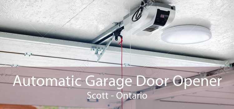 Automatic Garage Door Opener Scott - Ontario