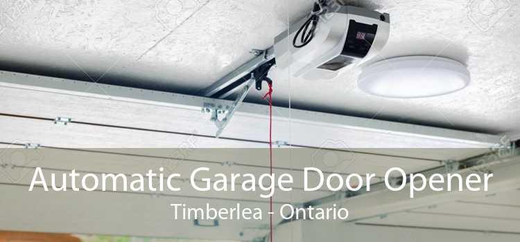 Automatic Garage Door Opener Timberlea - Ontario