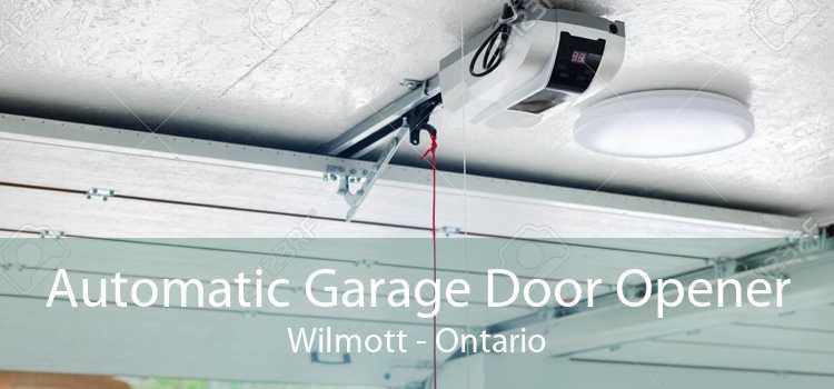 Automatic Garage Door Opener Wilmott - Ontario