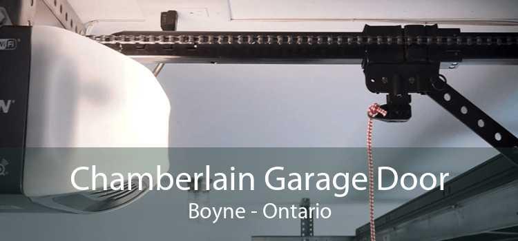 Chamberlain Garage Door Boyne - Ontario
