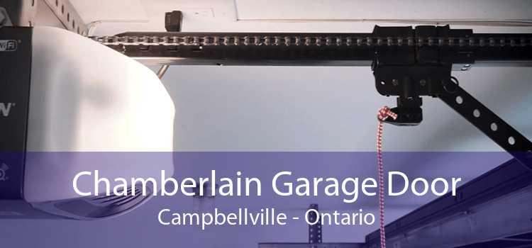 Chamberlain Garage Door Campbellville - Ontario