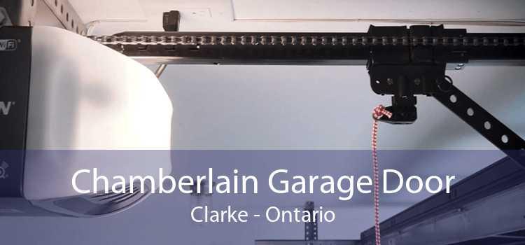 Chamberlain Garage Door Clarke - Ontario