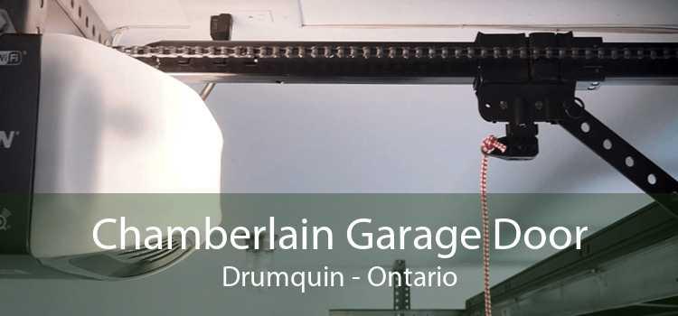 Chamberlain Garage Door Drumquin - Ontario