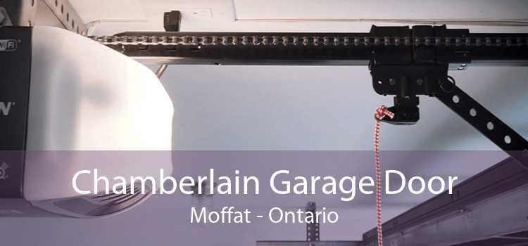 Chamberlain Garage Door Moffat - Ontario