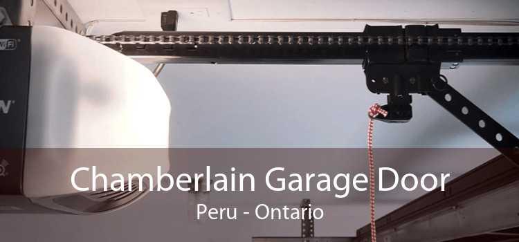 Chamberlain Garage Door Peru - Ontario