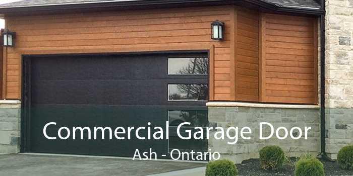 Commercial Garage Door Ash - Ontario