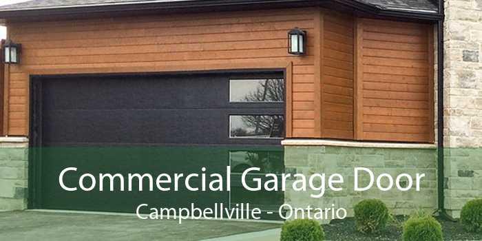 Commercial Garage Door Campbellville - Ontario