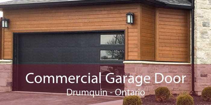 Commercial Garage Door Drumquin - Ontario