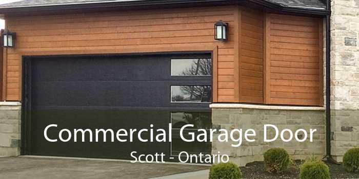 Commercial Garage Door Scott - Ontario