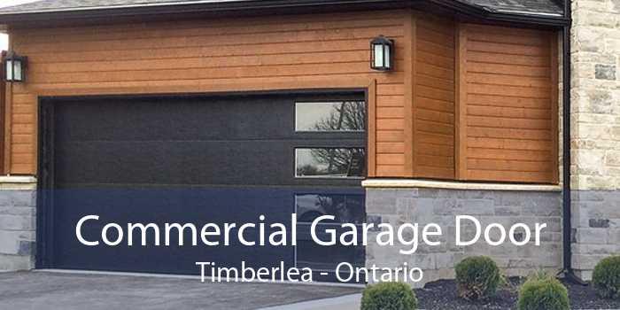 Commercial Garage Door Timberlea - Ontario