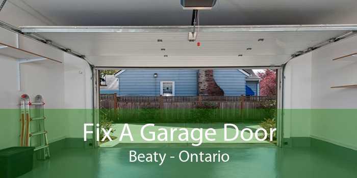 Fix A Garage Door Beaty - Ontario