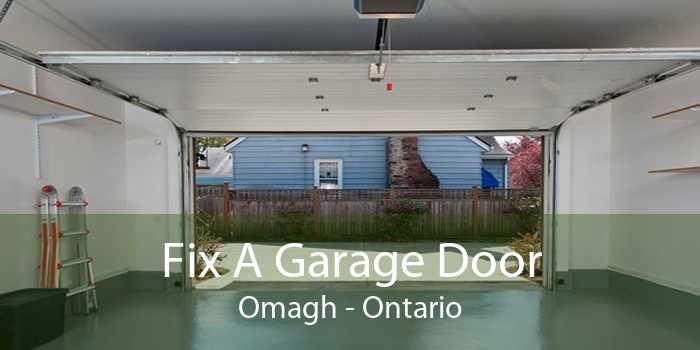 Fix A Garage Door Omagh - Ontario