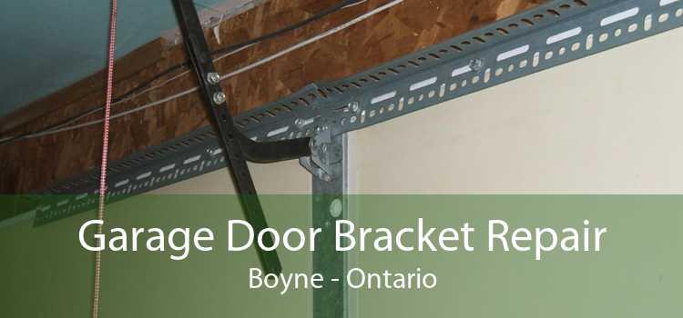 Garage Door Bracket Repair Boyne - Ontario