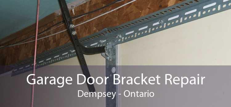 Garage Door Bracket Repair Dempsey - Ontario
