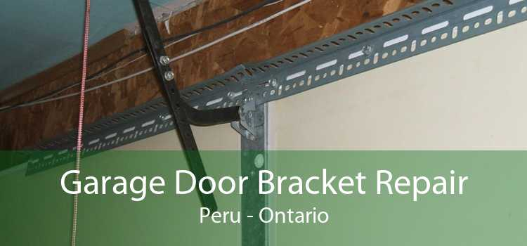 Garage Door Bracket Repair Peru - Ontario