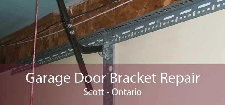 Garage Door Bracket Repair Scott - Ontario