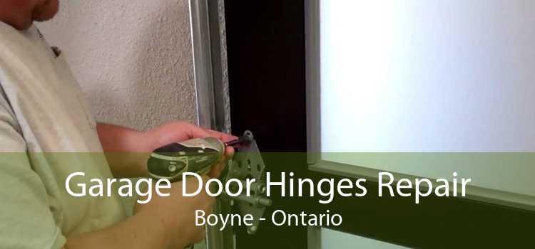 Garage Door Hinges Repair Boyne - Ontario