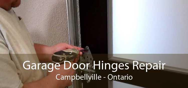 Garage Door Hinges Repair Campbellville - Ontario