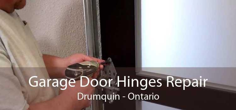 Garage Door Hinges Repair Drumquin - Ontario
