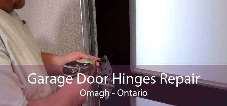 Garage Door Hinges Repair Omagh - Ontario
