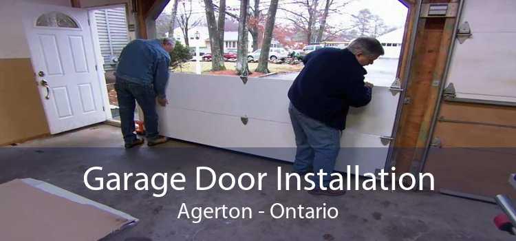 Garage Door Installation Agerton - Ontario