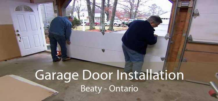 Garage Door Installation Beaty - Ontario