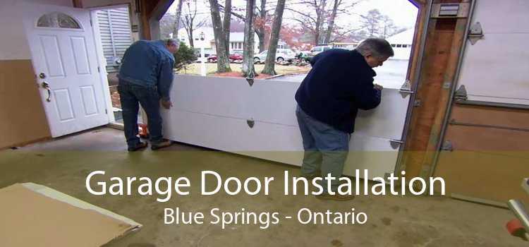 Garage Door Installation Blue Springs - Ontario