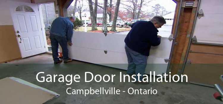Garage Door Installation Campbellville - Ontario