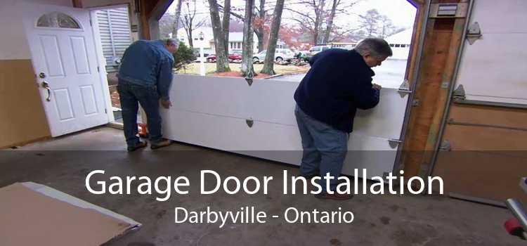 Garage Door Installation Darbyville - Ontario
