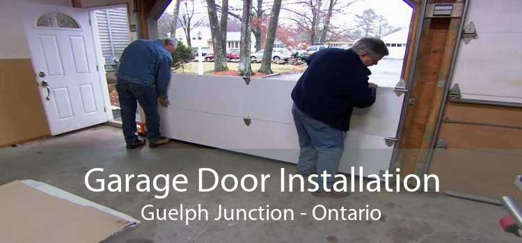 Garage Door Installation Guelph Junction - Ontario