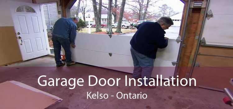 Garage Door Installation Kelso - Ontario