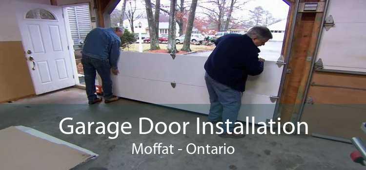 Garage Door Installation Moffat - Ontario