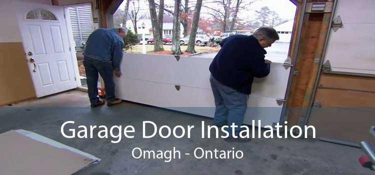 Garage Door Installation Omagh - Ontario