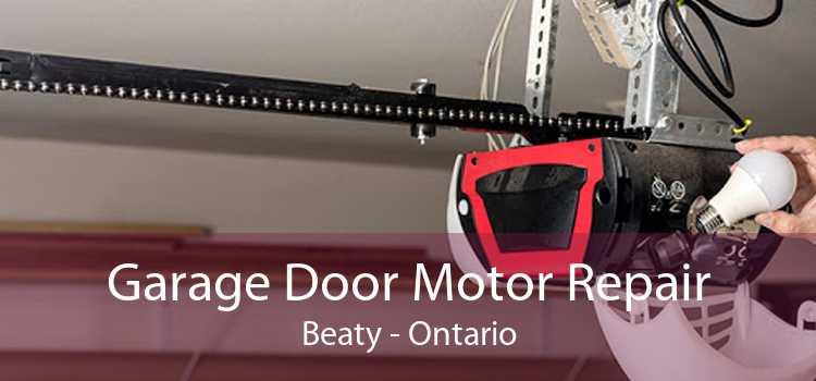 Garage Door Motor Repair Beaty - Ontario