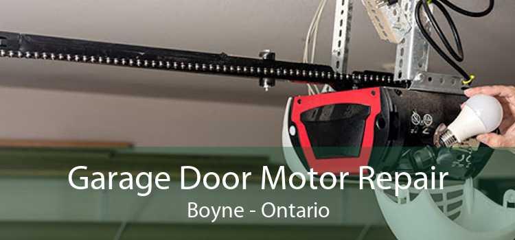 Garage Door Motor Repair Boyne - Ontario