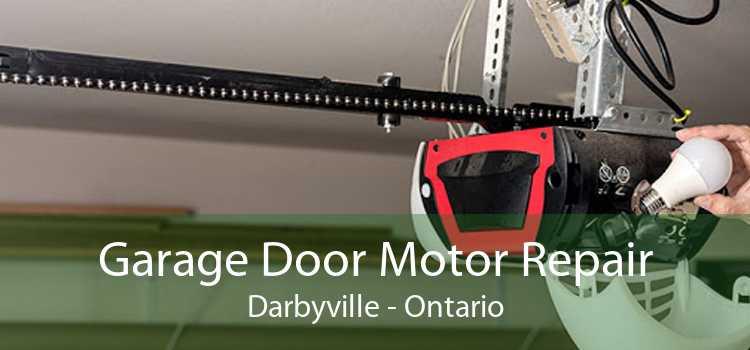 Garage Door Motor Repair Darbyville - Ontario