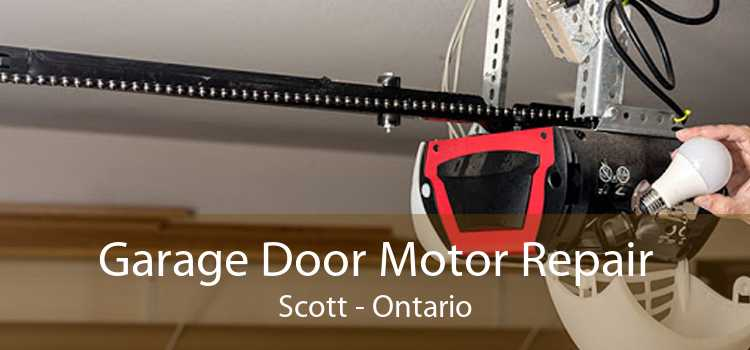 Garage Door Motor Repair Scott - Ontario