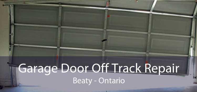Garage Door Off Track Repair Beaty - Ontario